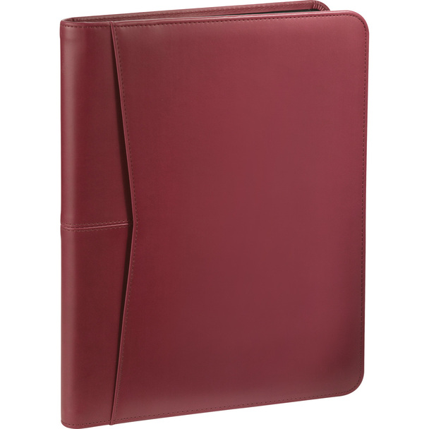 Red- Pedova™ Tablet Stand Padfolio