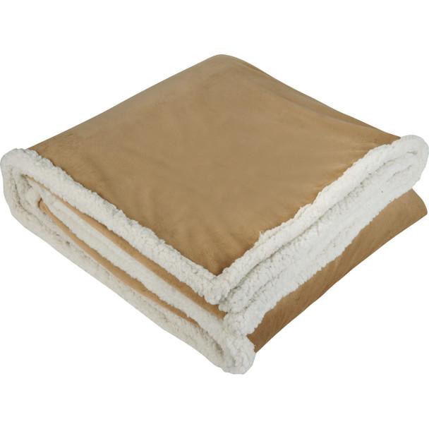Field & Co.™ Cambridge Oversized Sherpa Blanket