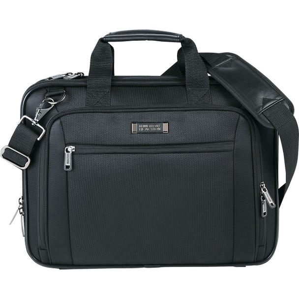 Kenneth Cole® EZ-Scan Single Gusset Laptop Case