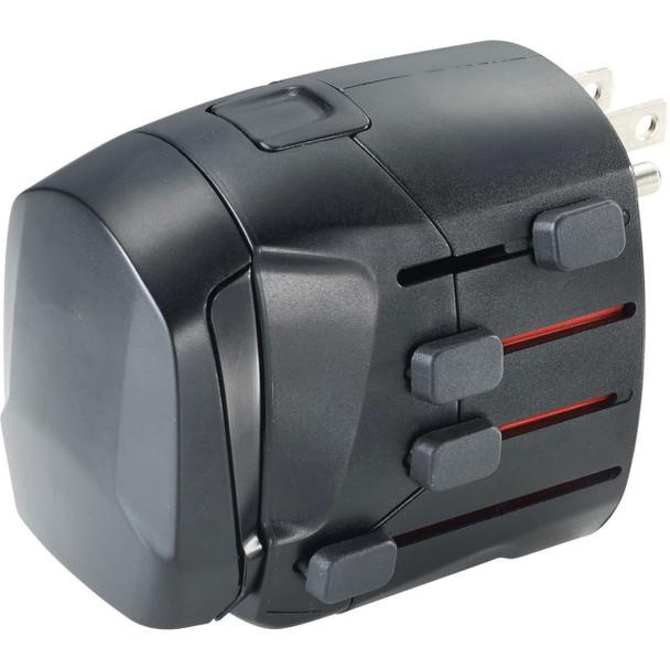 Skross PRO Plus Dual USB World Travel Adapter