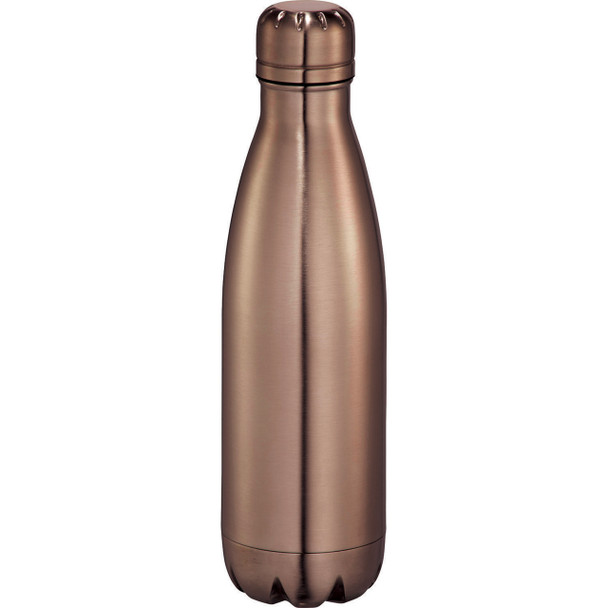 Rose Gold -  Copper Vacuum Insulated Bottle 17oz   Hardgoods.ca