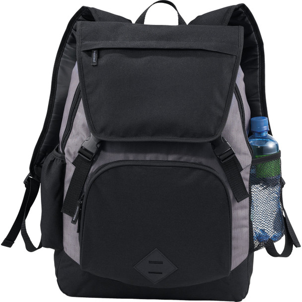 "Pike 17"" Computer Backpack"
