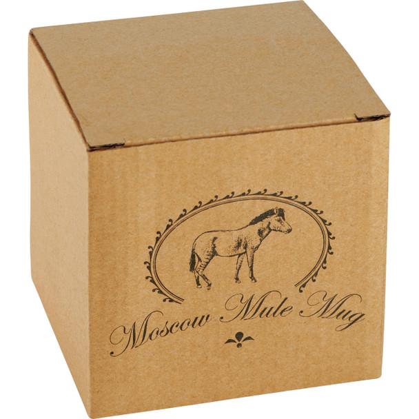 Moscow Mule Mug 16oz