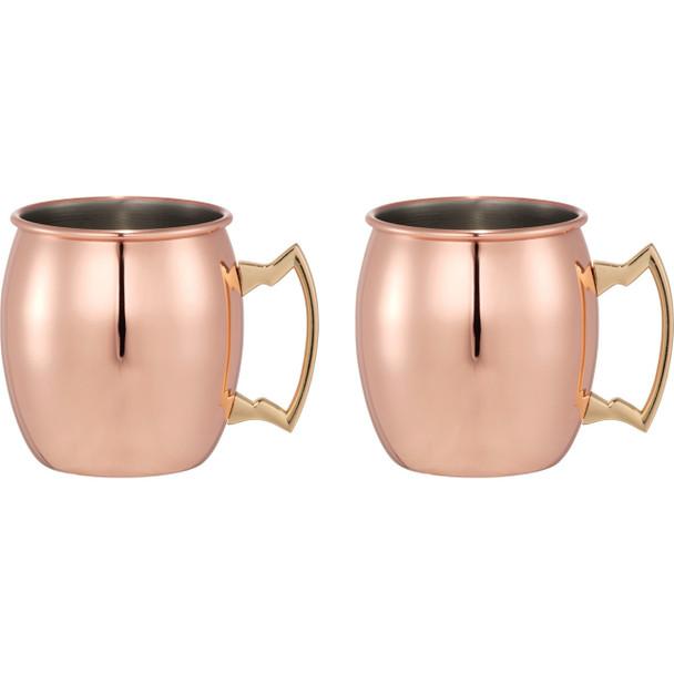 Moscow Mule Mug 4-in-1 Gift Set