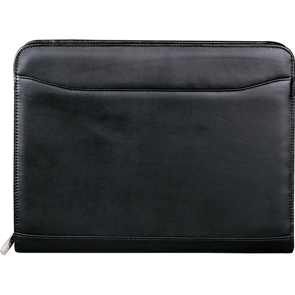 Millennium Leather Zippered Padfolio | Hardgoods.ca