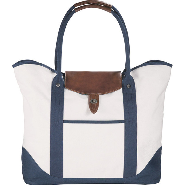 Cutter & Buck Legacy Cotton Canvas Boat Tote   Hardgoods.ca