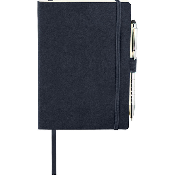 Navy - Revello Soft Bound JournalBook Bundle Set   Hardgoods.ca