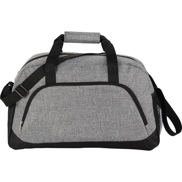 18.5'' Medium Graphite Duffel Bag | Hardgoods.ca