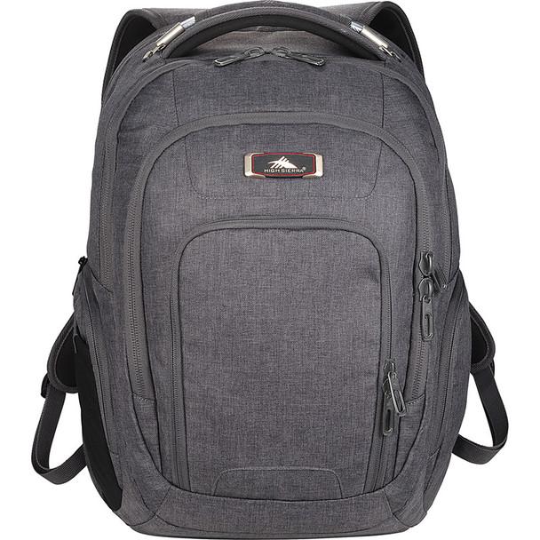 High Sierra 17'' Computer UBT Deluxe Backpack | Hardgoods.ca