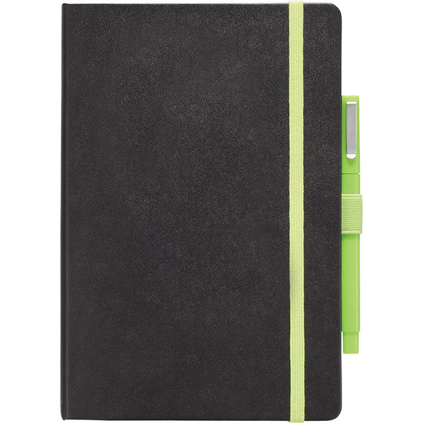 Lime - Nova Color Pop Bound JournalBook | Hardgoods.ca