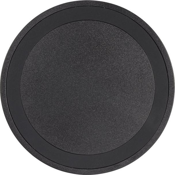 Black on Black - Quake Wireless Charging Pad | Hardgoods.ca