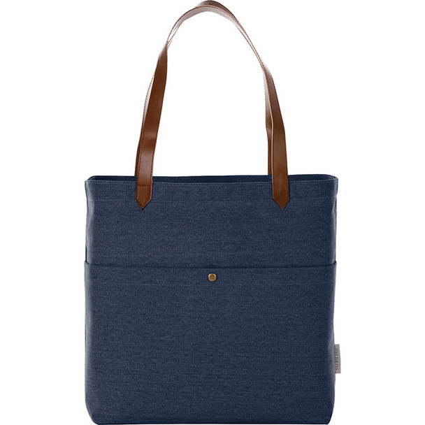 Navy - Field & Co. 16 oz. Cotton Canvas Book Tote | Hardgoods.ca