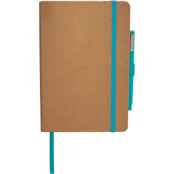 Turquoise - Eco Color Bound JournalBook Bundle Set | Hardgoods.ca
