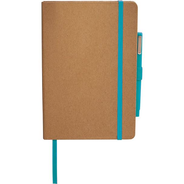 Turquoise - Eco Color Bound JournalBook Bundle Set | Hardgoods.ca
