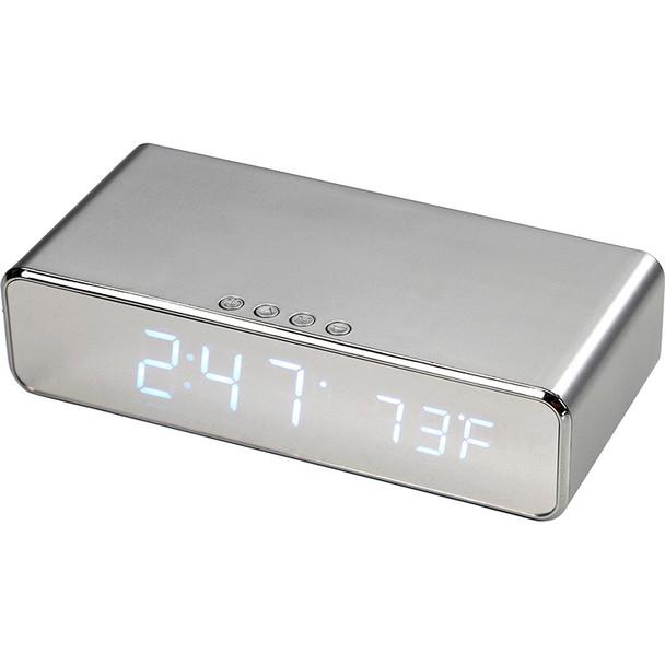 Keen Wireless Charging Desk Clock | Hardgoods.ca