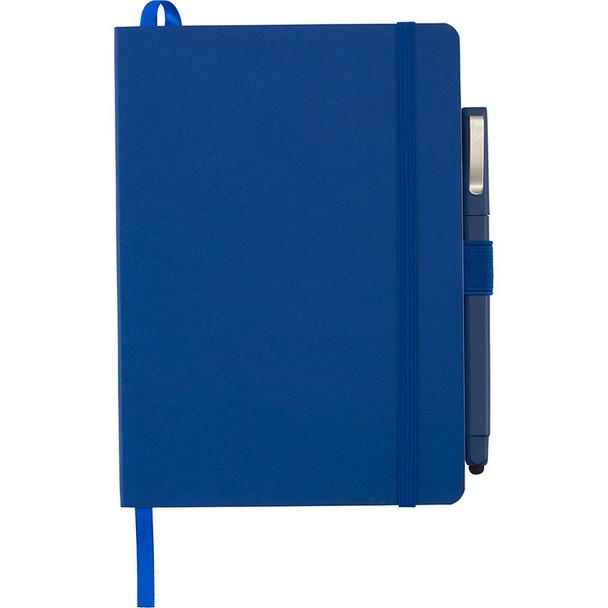 Blue - Firenze Soft Bound JournalBook   Hardgoods.ca