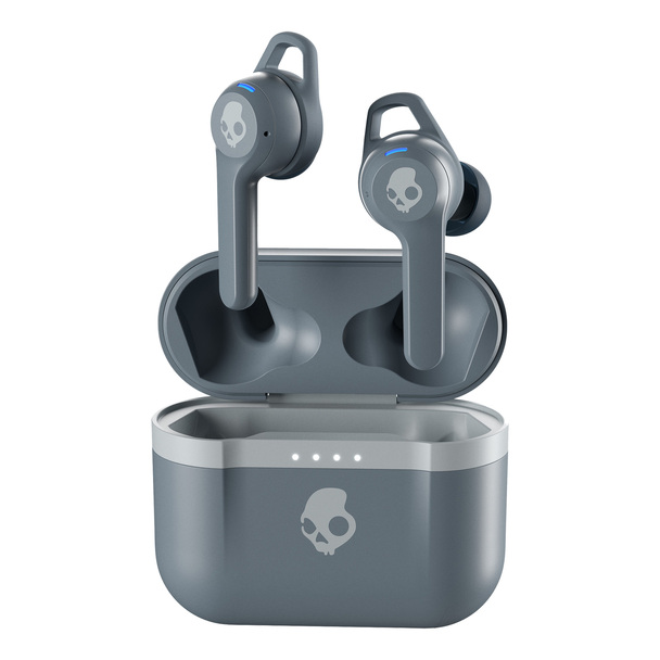 Grey - Skullcandy Indy Evo True Wireless Bluetooth Earbud | Hardgoods.ca