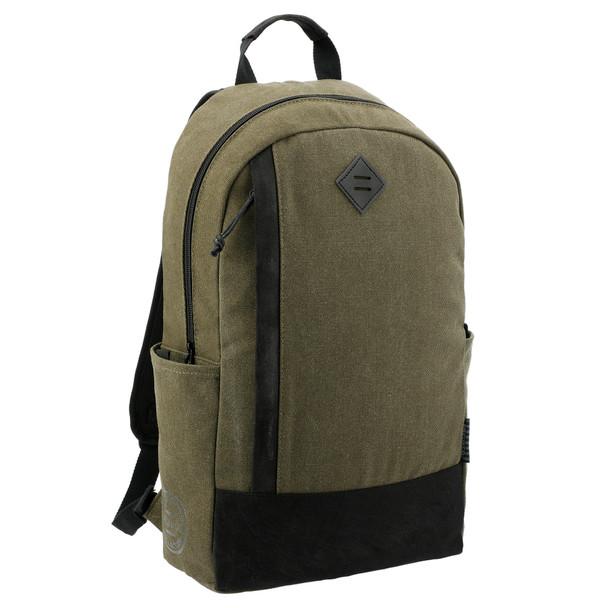 "Olive - Field & Co. Woodland 15"" Computer Backpack | Hardgoods.ca"