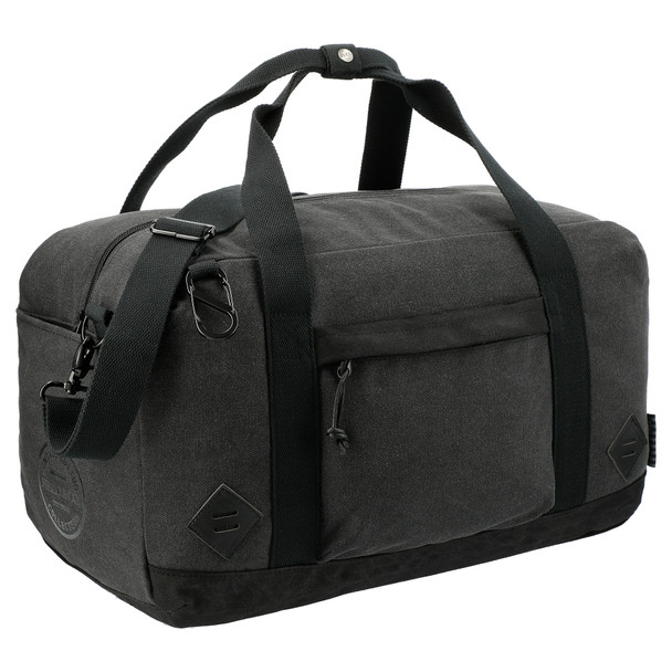 Black - Field & Co. Woodland Duffel Bag | Hardgoods.ca