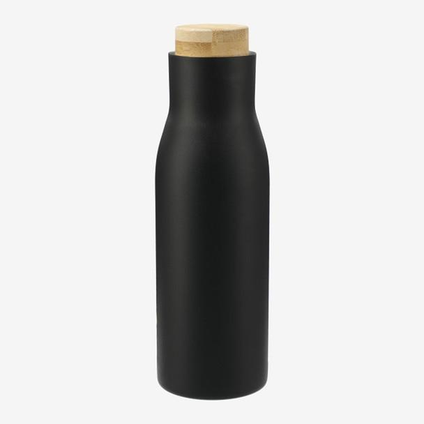 Shaco Copper Vac Bottle w/ Bamboo Cap 17oz   HardGoods.ca