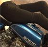 GoGo Gear Kevlar Leggings (including removable, adjustable knee protector pads)