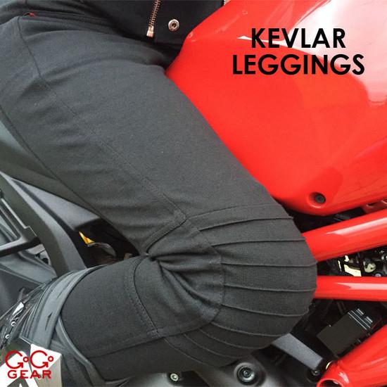PROTECTIVE LEGGINGS MADE OF 100% DUPONT™ KEVLAR® FIBERS