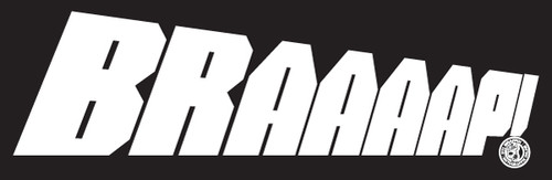 BRAAAAP! Decal