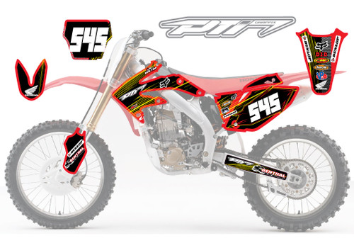 PTI Invert Graphics Kit