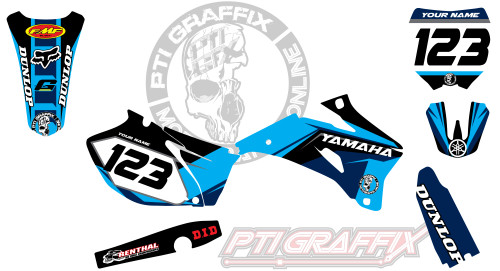 Alpine Graffix Kit