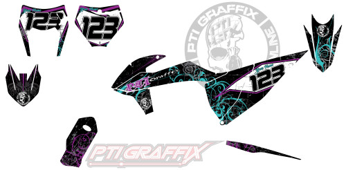 Betty Graffix Kit