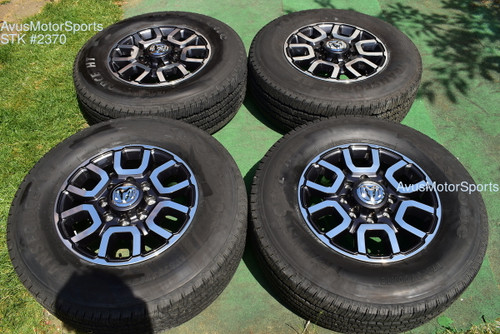 "18"" Dodge Ram Laramie LongHorn OEM Factory Wheels Tires  2500 3500 2019 2020"