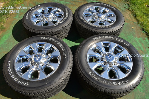 "20"" Dodge Ram Limited Edition OEM Factory Wheels Tires 2500 3500 2019 2020 oem2531"