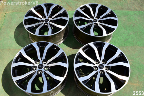 """20"""" Ford Explorer ST OEM Factory Wheels Limited Ranger Trac Mountaineer 2020"""