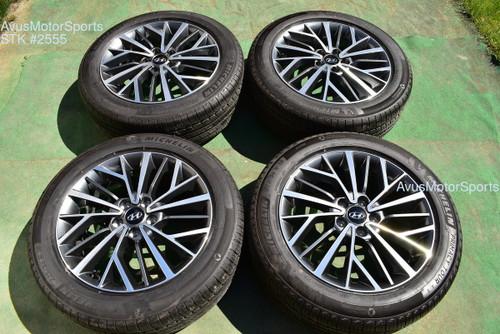 "18"" Hyundai Tucson OEM Factory Wheels 225/55R18 Tires 2020 5x114"