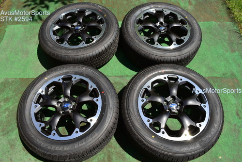 "2021 Subaru XV Crosstrek OEM 17"" Factory Wheels 5x100 Impreza Forester Outback"