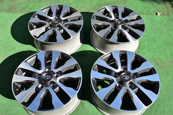 "20"" Toyota Tundra Limited OEM Wheels Sequoia Land Cruiser Lx570 2020"