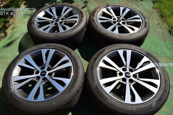 """22"""" Ford Expedition Platinum MAX OEM Polished Factory Wheels F150 2020 2021"""