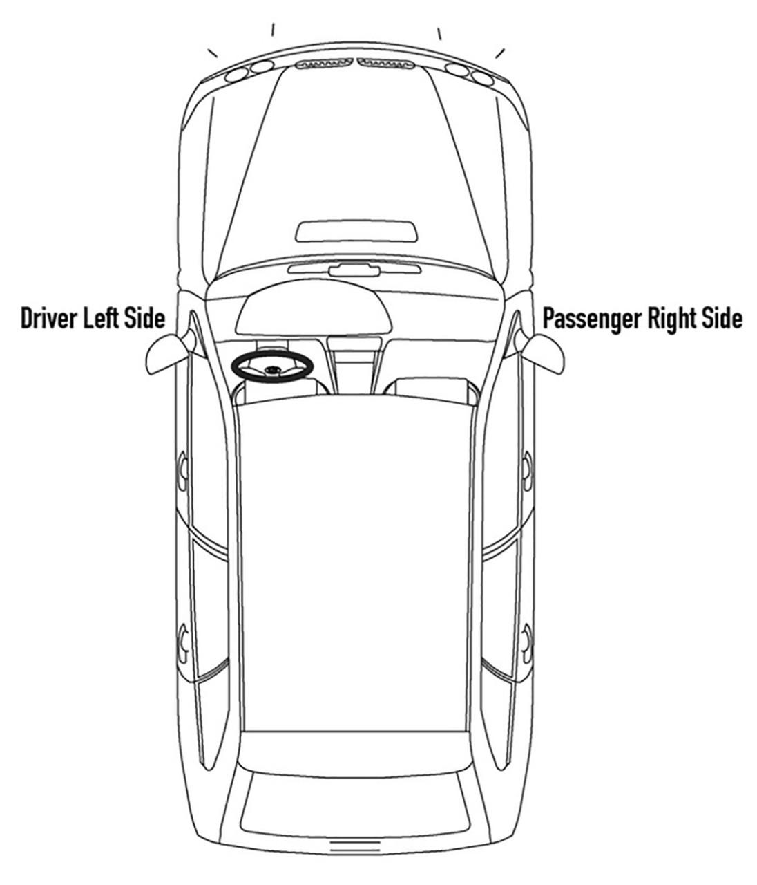 JP Auto A//C Condenser Compatible With Dodge Durango 2000 2001 2002 2003 Replacement