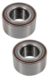 2010 Ford Transit Connect Wheel Bearing Set of 2 Front Driver Left and Passenger Right Side