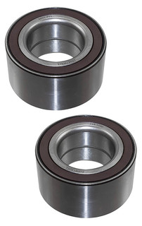 2013 Ford Escape Wheel Bearing Set of 2 Front Driver Left and Passenger Right Side