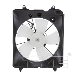 2010-2016 Honda CR-V Engine Cooling Fan Assembly Left Driver Side