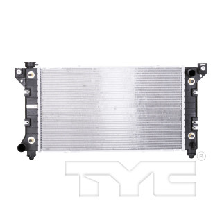 1998-2000 Chrysler Town & Country Radiator 3.3L 6 Cylinder