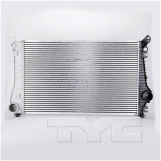 2011-2016 Chevrolet Silverado 2500 HD Intercooler 6.6L 8 Cylinder