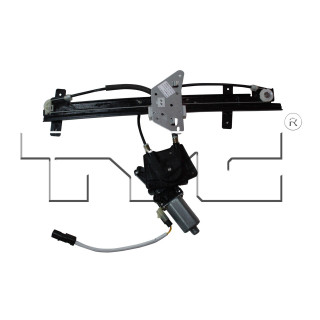 2000-2003 Dodge Durango Power Window Motor and Regulator Assembly Front Right
