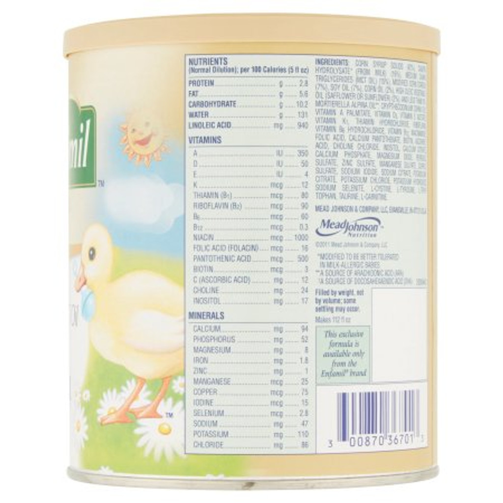 Pregestimil Dha Amp Ara Infant Formula With Mct Oil 16 Oz