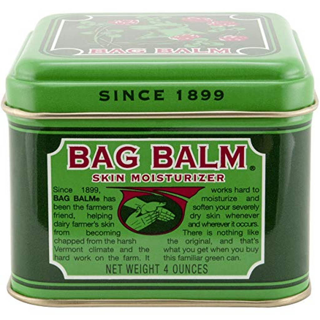 Vermonts_Original_Bag_Balm_Skin_Moisturizer_4_Ounce_Tin_Moisturizing_Ointment_for_Dry_Skin_that_can_Crack_Splitor_Chafe_on_Hands_Feet_Elbows_Knees_Shoulders_and_More_1