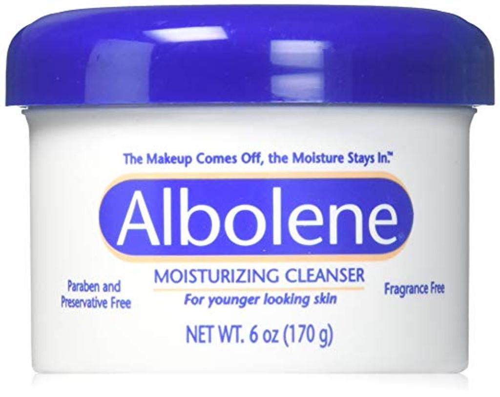 Albolene_Unscented_Moisturizing_Cleanser_6_Ounce_1