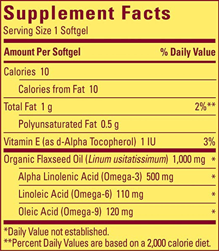Nature_Made_Flaxseed_Oil_1000_mg_Softgels_Made_w_Organic_Flaxseed_Oil_100_Ct_2