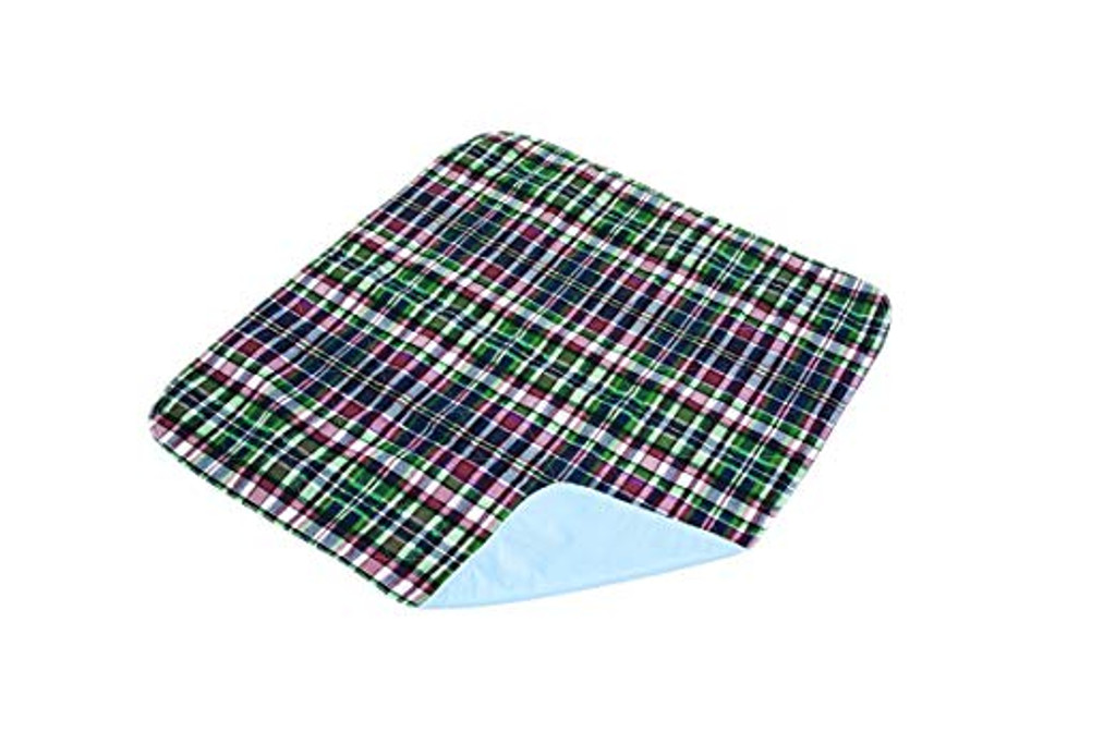 Essential_Medical_Supply_Quik_Sorb_18_x_24_Plaid_Quilted_Reusable_Underpad_2