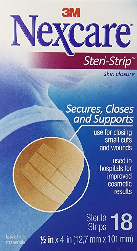 Nexcare_Steri_Strip_Skin_Closure_1_2_X_4_Inches_18_Count_1